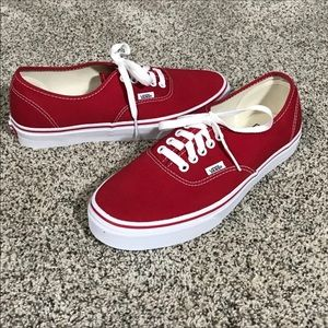 New Authentic Vans •Unisex•